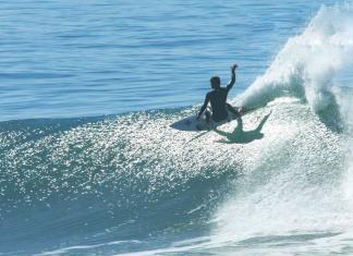 San Clemente na linha