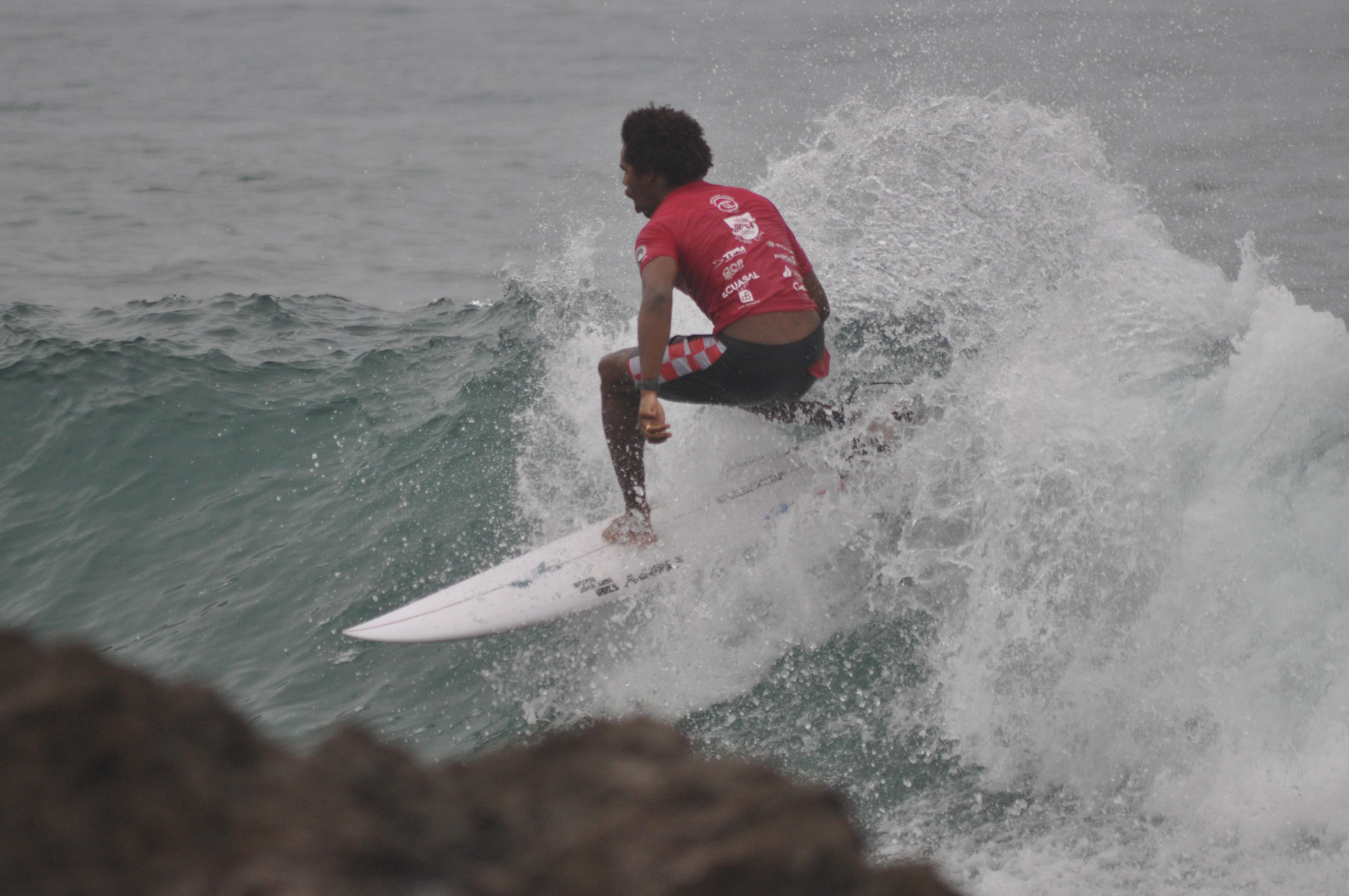 Victor Bernardo é outro brasileiro classificado para a terceira fase.