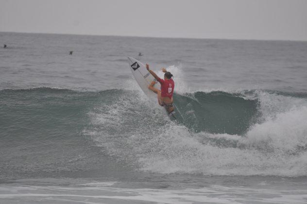 Sol Aguirre, Open Montañita Surf City 2021, Montañita, Equador. Foto: Pascal Rosales / Montañita.