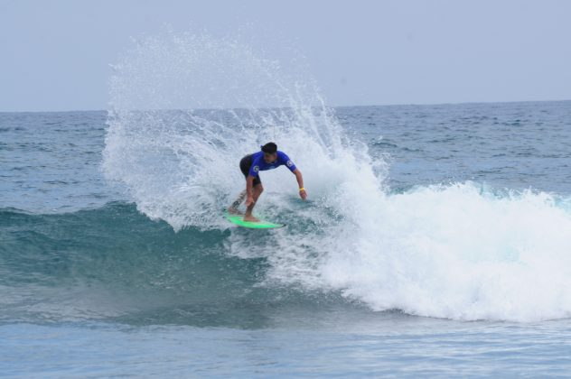 Alex Suarez, Open Montañita Surf City 2021, Montañita, Equador. Foto: Pascal Rosales / Montañita.