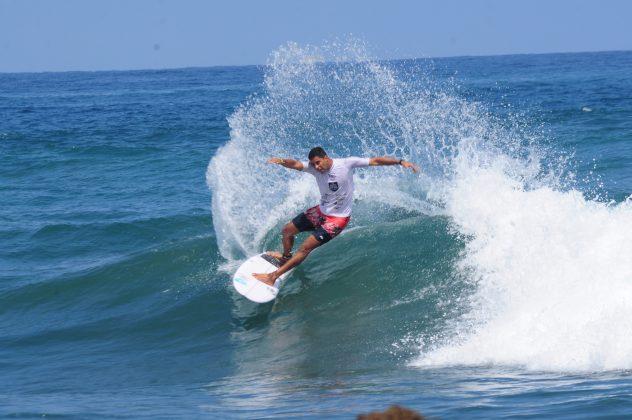 Luan Carvalho, Open Montañita Surf City 2021, Montañita, Equador. Foto: Pascal Rosales / Montañita.