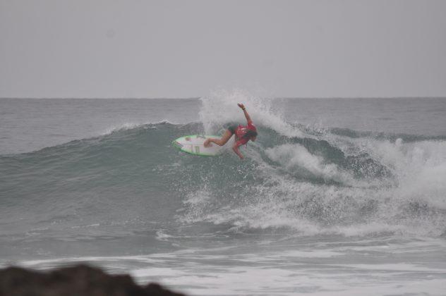 Dominic Barona, Open Montañita Surf City 2021, Montañita, Equador. Foto: Pascal Rosales / Montañita.