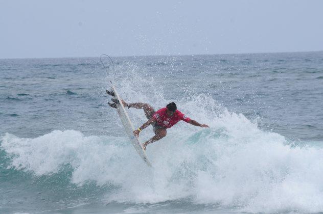Edgard Groggia, Open Montañita Surf City 2021, Montañita, Equador. Foto: Pascal Rosales / Montañita.