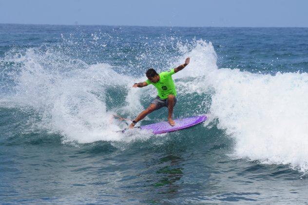 Samuel Pupo, Open Montañita Surf City 2021, Montañita, Equador. Foto: Pascal Rosales / Montañita.
