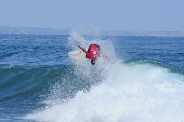 Jonathan Zambrano, Open Montañita Surf City 2021, Montañita, Equador. Foto: Pascal Rosales / Montañita.