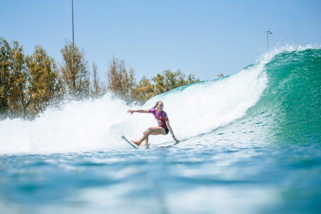 Keely Andrew, Surf Ranch Pro 2021, Lemoore, Califórnia (EUA). Foto: WSL / Morris.