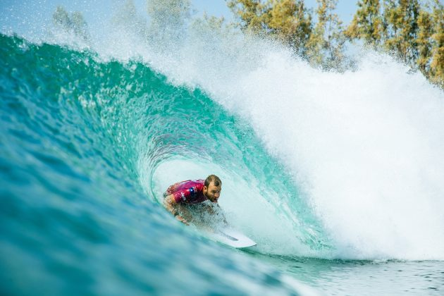 Adrian Buchan, Surf Ranch Pro 2021, Lemoore, Califórnia (EUA). Foto: WSL / Heff.