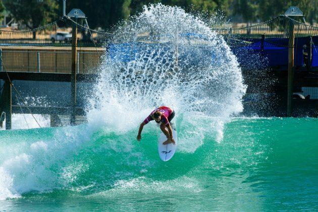 Wade Carmichael, Surf Ranch Pro 2021, Lemoore, Califórnia (EUA). Foto: WSL / Pat Nolan.