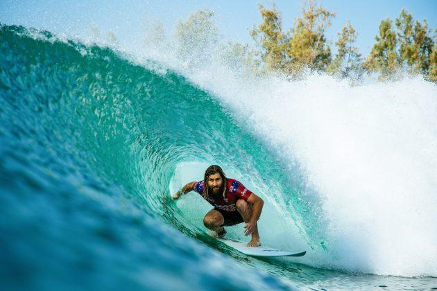 Wade Carmichael, Surf Ranch Pro 2021, Lemoore, Califórnia (EUA). Foto: WSL / Heff.