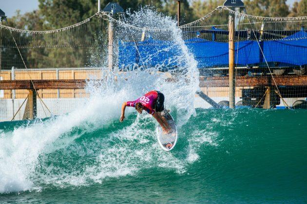 Morgan Cibilic, Surf Ranch Pro 2021, Lemoore, Califórnia (EUA). Foto: WSL / Heff.
