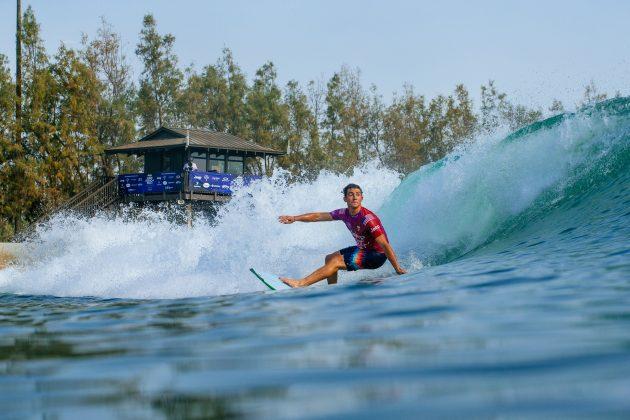 Griffin Colapinto, Surf Ranch Pro 2021, Lemoore, Califórnia (EUA). Foto: WSL / Morris.