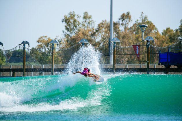 Courtney Conlogue, Surf Ranch Pro 2021, Lemoore, Califórnia (EUA). Foto: WSL / Heff.