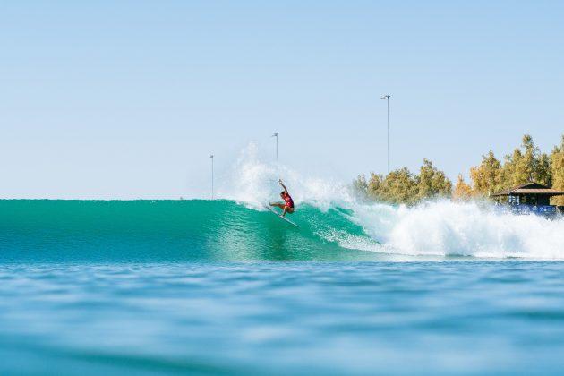 Johanne Defay, Surf Ranch Pro 2021, Lemoore, Califórnia (EUA). Foto: WSL / Pat Nolan.
