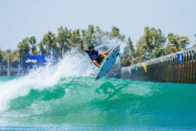 Yago Dora, Surf Ranch Pro 2021, Lemoore, Califórnia (EUA). Foto: WSL / Jackson Van Kerk.