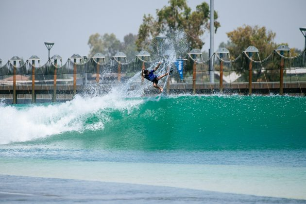 Yago Dora, Surf Ranch Pro 2021, Lemoore, Califórnia (EUA). Foto: WSL / Pat Nolan.