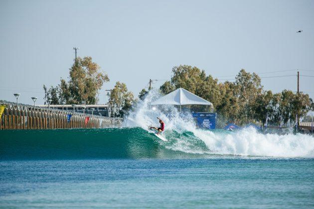 Ethan Ewing, Surf Ranch Pro 2021, Lemoore, Califórnia (EUA). Foto: WSL / Heff.