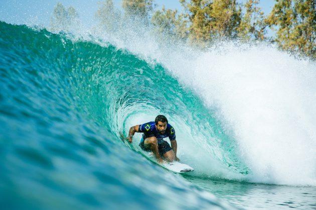 Italo Ferreira, Surf Ranch Pro 2021, Lemoore, Califórnia (EUA). Foto: WSL / Heff.