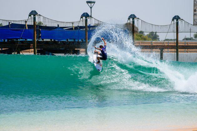 Leonardo Fioravanti, Surf Ranch Pro 2021, Lemoore, Califórnia (EUA). Foto: WSL / Pat Nolan.