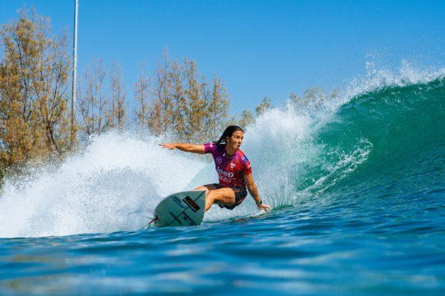 Sally Fitzgibbons, Surf Ranch Pro 2021, Lemoore, Califórnia (EUA). Foto: WSL / Pat Nolan.