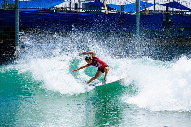 Sally Fitzgibbons, Surf Ranch Pro 2021, Lemoore, Califórnia (EUA). Foto: WSL / Heff.