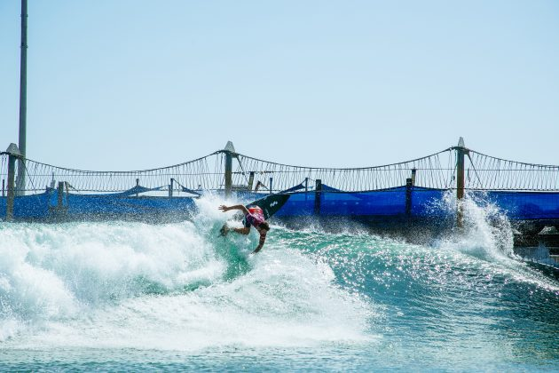 Jack Freestone, Surf Ranch Pro 2021, Lemoore, Califórnia (EUA). Foto: WSL / Heff.
