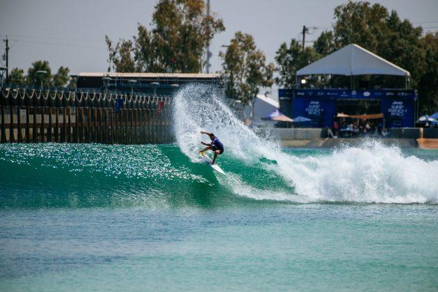 Eli Hanneman, Surf Ranch Pro 2021, Lemoore, Califórnia (EUA). Foto: WSL / Pat Nolan.