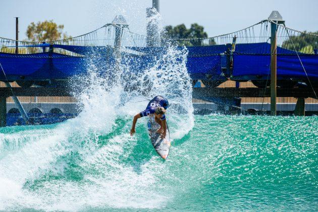 Kanoa Igarashi, Surf Ranch Pro 2021, Lemoore, Califórnia (EUA). Foto: WSL / Heff.