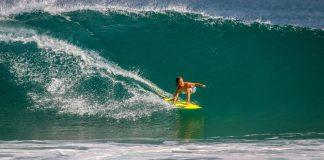 Pouca idade e muito surfe