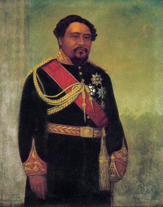 Kamehameha V. Foto: Reprodução.