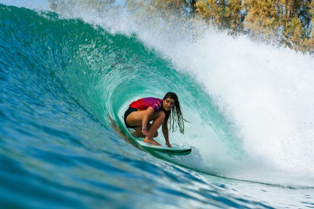 Caroline Marks, Surf Ranch Pro 2021, Lemoore, Califórnia (EUA). Foto: WSL / Pat Nolan.