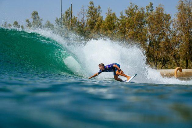 Matthew McGillivray, Surf Ranch Pro 2021, Lemoore, Califórnia (EUA). Foto: WSL / Morris.