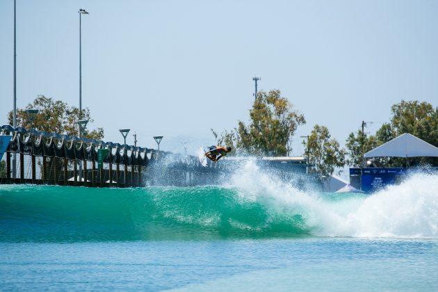 Gabriel Medina, Surf Ranch Pro 2021, Lemoore, Califórnia (EUA). Foto: WSL / Heff.