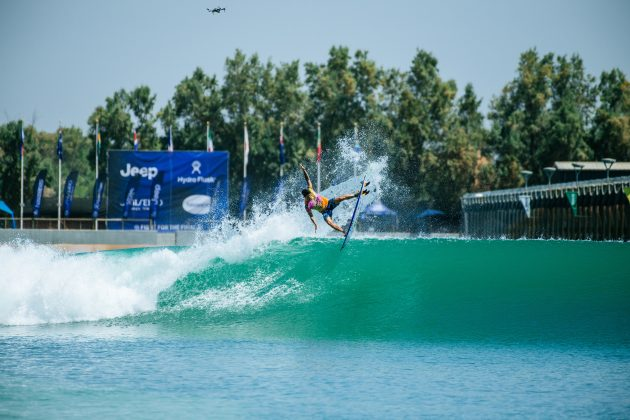 Gabriel Medina, Surf Ranch Pro 2021, Lemoore, Califórnia (EUA). Foto: WSL / Pat Nolan.