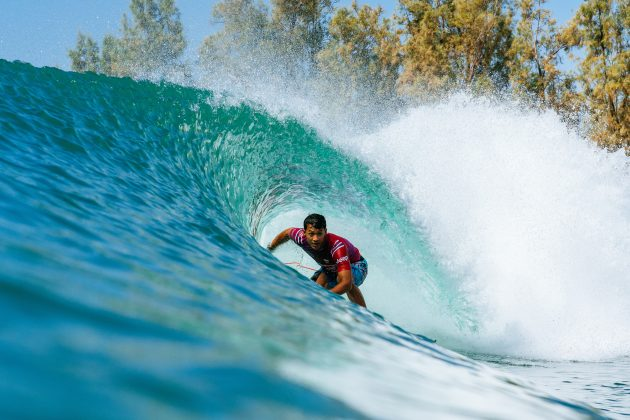 Seth Moniz, Surf Ranch Pro 2021, Lemoore, Califórnia (EUA). Foto: WSL / Pat Nolan.