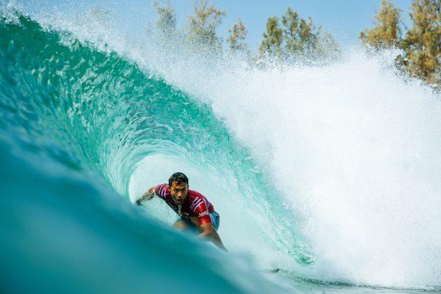 Seth Moniz, Surf Ranch Pro 2021, Lemoore, Califórnia (EUA). Foto: WSL / Heff.