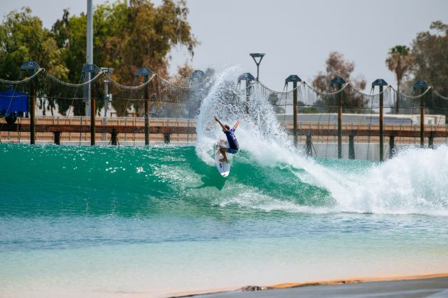 Frederico Morais, Surf Ranch Pro 2021, Lemoore, Califórnia (EUA). Foto: WSL / Pat Nolan.
