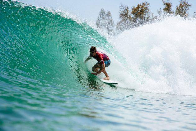 Liam O´Brien, Surf Ranch Pro 2021, Lemoore, Califórnia (EUA). Foto: WSL / Heff.