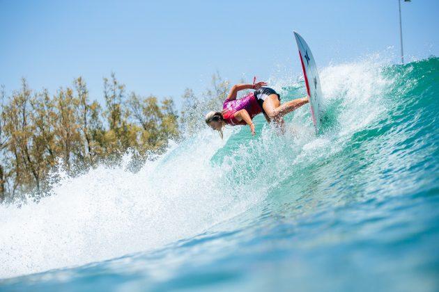 Kirra Pinkerton, Surf Ranch Pro 2021, Lemoore, Califórnia (EUA). Foto: WSL / Morris.