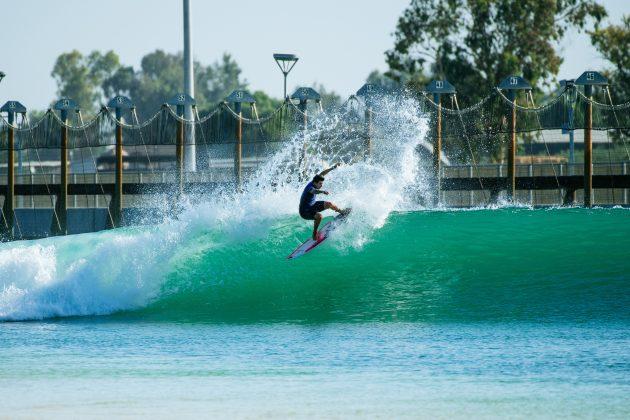 Alex Ribeiro, Surf Ranch Pro 2021, Lemoore, Califórnia (EUA). Foto: WSL / Pat Nolan.