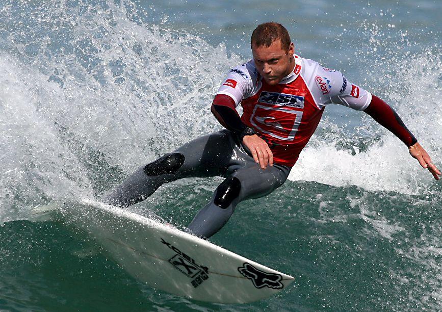 Rodrigo Dornelles lidera duas categorias do Circuito.