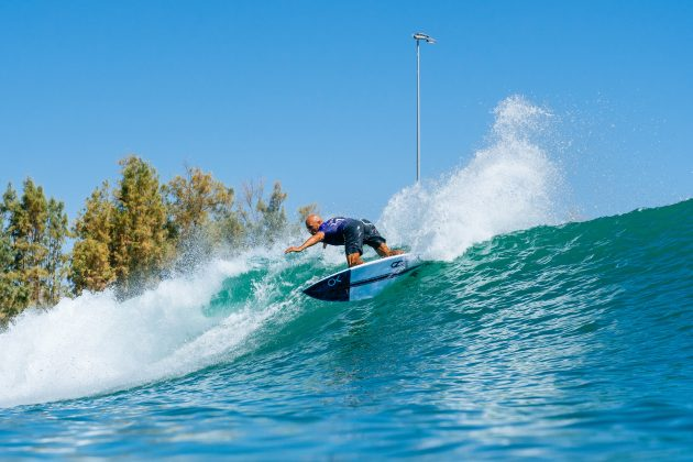 Kelly Slater, Surf Ranch Pro 2021, Lemoore, Califórnia (EUA). Foto: WSL / Pat Nolan.