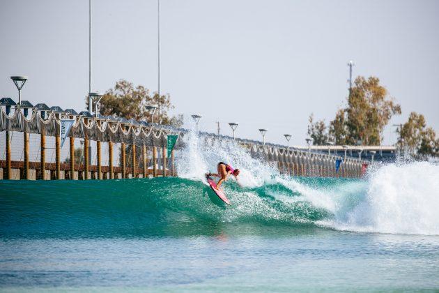 Alyssa Spencer, Surf Ranch Pro 2021, Lemoore, Califórnia (EUA). Foto: WSL / Heff.