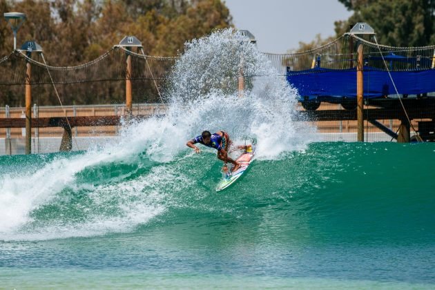 Filipe Toledo, Surf Ranch Pro 2021, Lemoore, Califórnia (EUA). Foto: WSL / Pat Nolan.