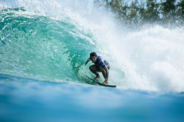 Filipe Toledo, Surf Ranch Pro 2021, Lemoore, Califórnia (EUA). Foto: WSL / Morris.
