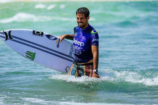 Filipe Toledo, Surf Ranch Pro 2021, Lemoore, Califórnia (EUA). Foto: WSL / Jackson Van Kerk.