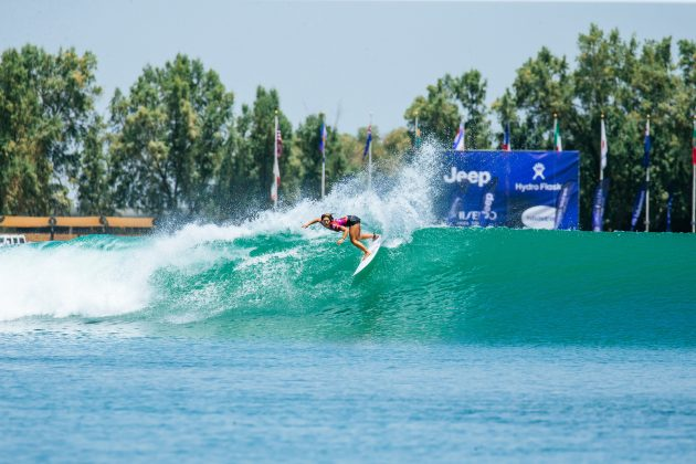Amuro Tsuzuki, Surf Ranch Pro 2021, Lemoore, Califórnia (EUA). Foto: WSL / Jackson Van Kerk.