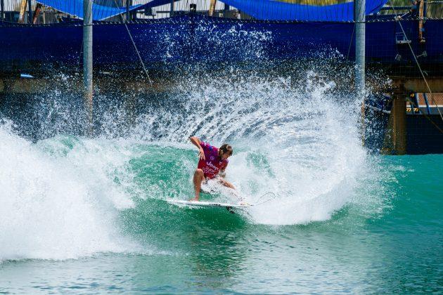 Owen Wright, Surf Ranch Pro 2021, Lemoore, Califórnia (EUA). Foto: WSL / Pat Nolan.