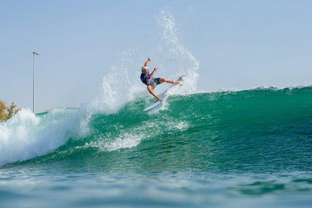 Nat Young, Surf Ranch Pro 2021, Lemoore, Califórnia (EUA). Foto: WSL / Morris.