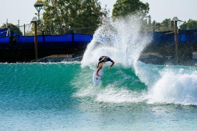 Nat Young, Surf Ranch Pro 2021, Lemoore, Califórnia (EUA). Foto: WSL / Pat Nolan.
