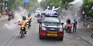 Indonésia planeja lockdown